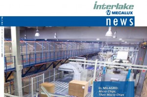 Atlantic Rack Present in Latest Interlake Mecalux News Edition.