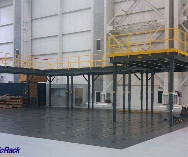 Mezzanine-for-warehouse