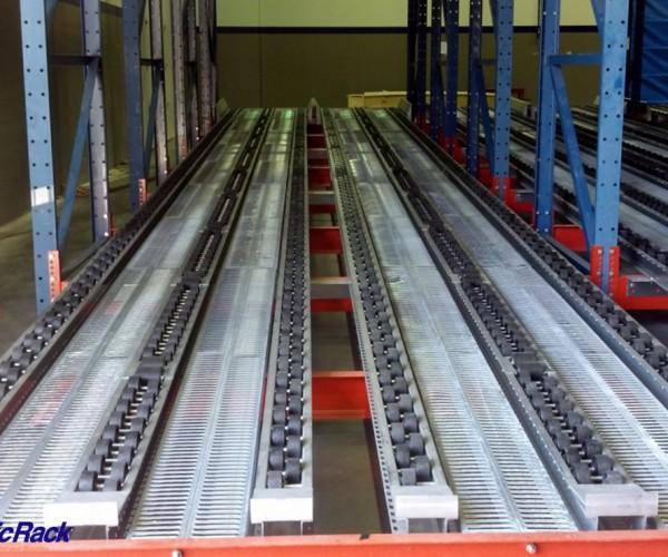 Pallet-Flow-Rack-System