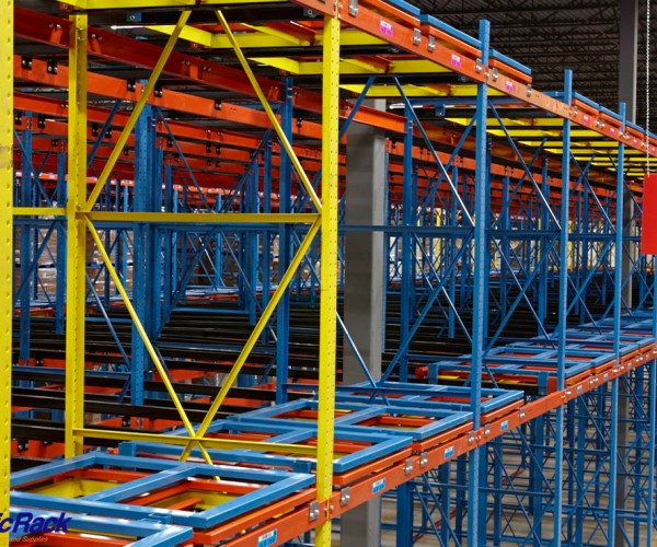Push-Back-Pallet-Rack-System-6