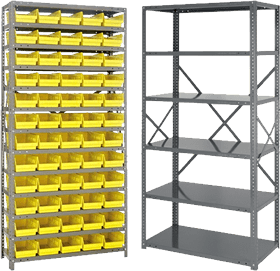 Steel-Shelving