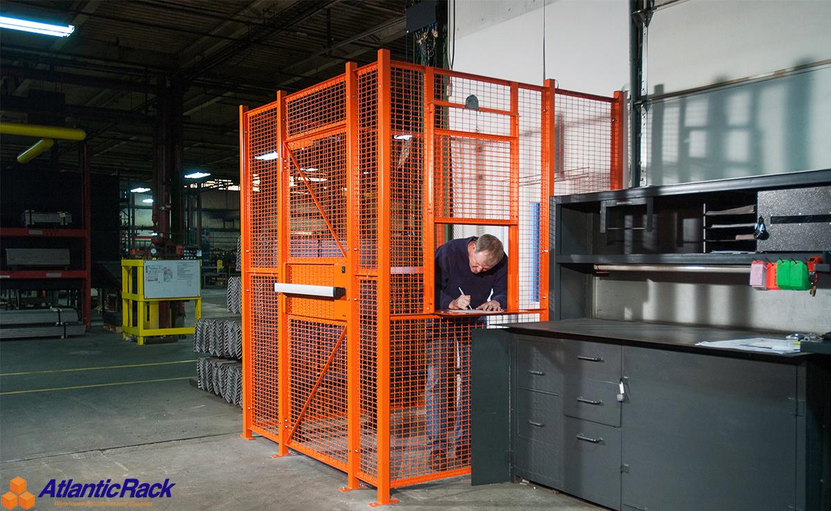 Tool Amp Storage Cages Atlantic Rack