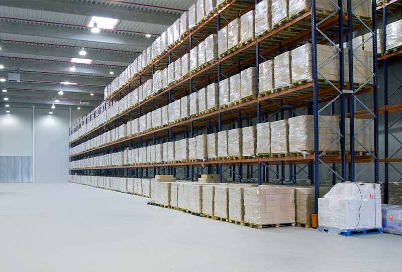 Atlantic Rack Warehouse Equipment