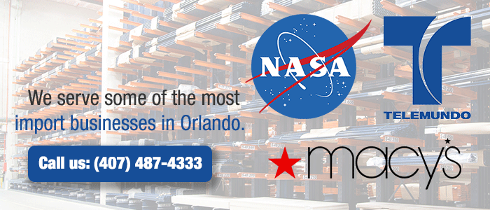 Material Handling and Pallet Rack in Orlando
