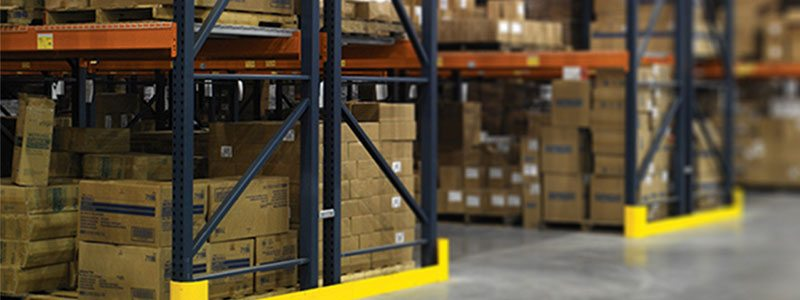 Protecting your Pallet Racks & Inventory