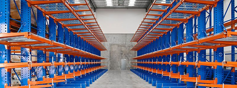 Introducing Cantilever Racks in Your Warehouse