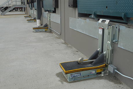 Dock Vehicle Restraints