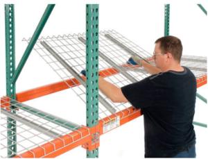 Wire Decking Installation