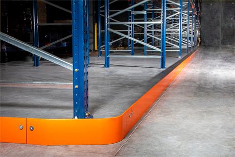 Warehouse Guide Rails