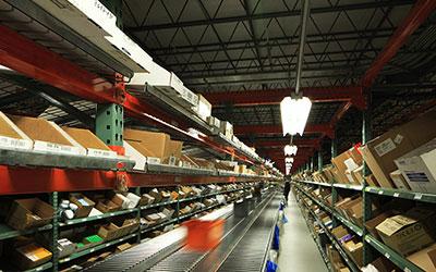 Carton Flow Warehouse Storage System
