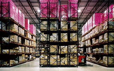Selective Pallet Rack Industrial Storage System