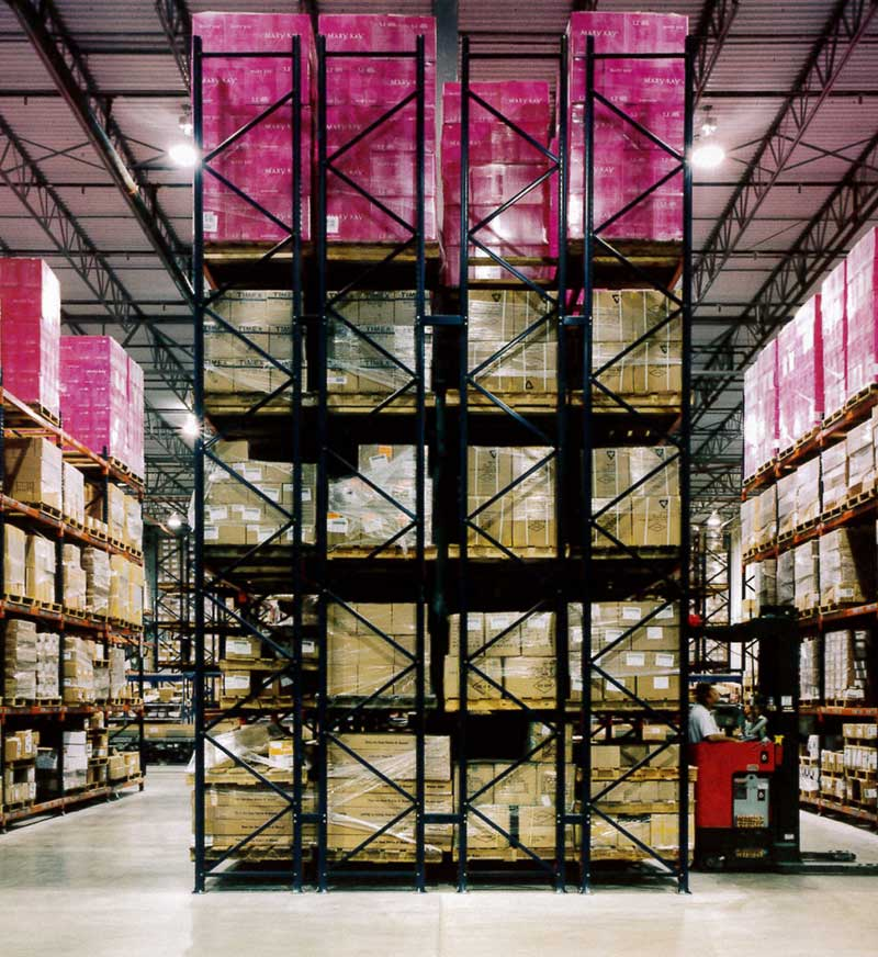 Warehouse Industrial Storage Systems Supplier in Miami