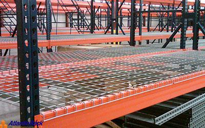 Pallet Rack Wire Decks